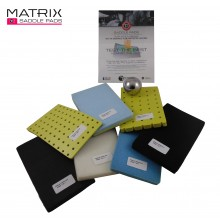 Matrix Demo-Kit for Saddle Pads